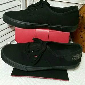 Levi's Strauss Rula Buck Canvas Sneakers